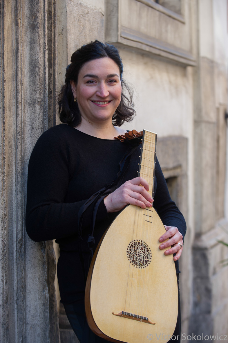 Evangelina Mascardi © Viktor Sokolowicz