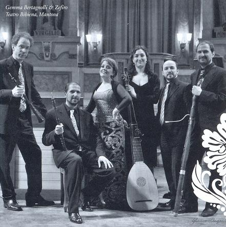 with Ensemble Zefiro - Alfredo Bernardini