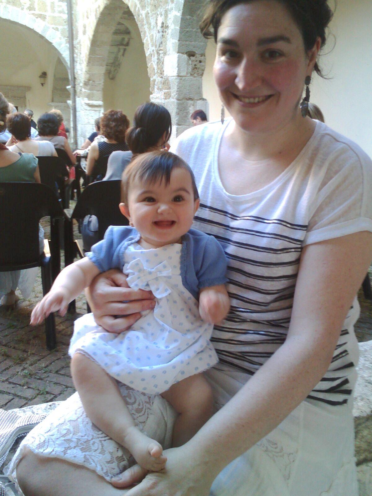 with Amalia